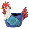D 2011  ROOSTER planter