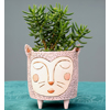 D 1885 PURRS Cat planter