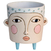 D 1889 POLLY blue planter