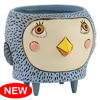 DB 1935 Baby BIRDIE blue planter