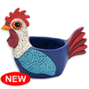 DB 2082  BABY ROOSTER planter
