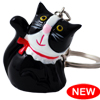 FE.KR2  black CAT keyring