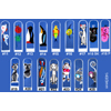 Glass nail files P.14 . 11-25  ANIMALS